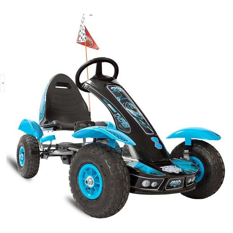 [해외]어린이 12 인치 공기 바퀴 페달 이동 카트 5-14 세, 가능한 4 색/5-14 age Children 12 inch air wheel pedal go karts, 4 color for available