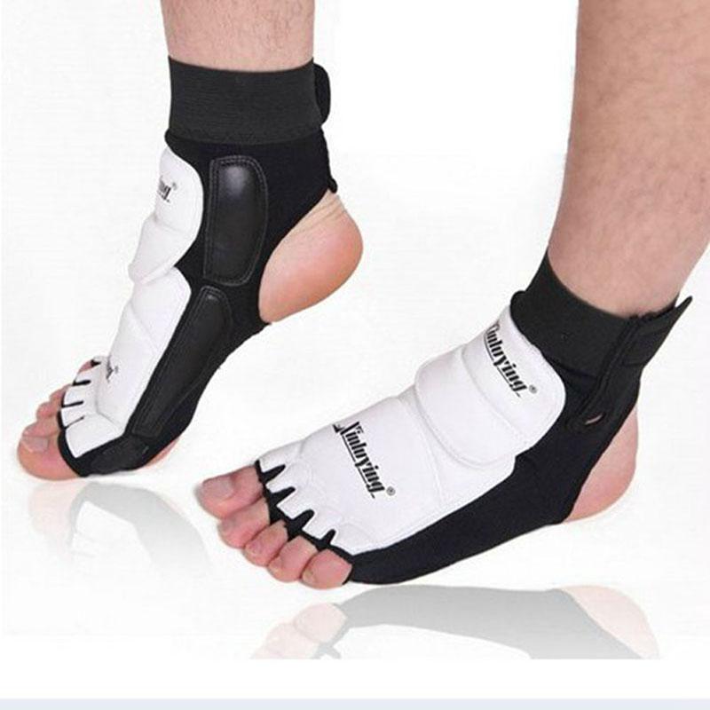 [해외]야외 스포츠 양말 MTB cyling 권투 양말 1pair 발목 중괄호 지원 패드 가드 발 장갑 보호 MMA / 무에타이 / 권투/Outdoor sport socks MTB cyling Boxing socks 1pair Ankle Brace Support Pad