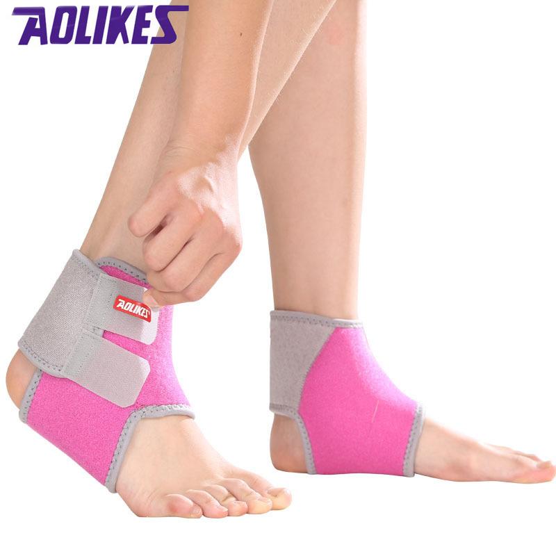 [해외]AOLIKES 1 쌍 어린이 키즈 발목 벨트 달리기 체육관 어린이 스포츠 발목 중괄호 가드 프로텍터 소년 소녀 tobillera/AOLIKES 1 Pair Kids Ankle Strap For Cycling Running Gym Children Sport Ank