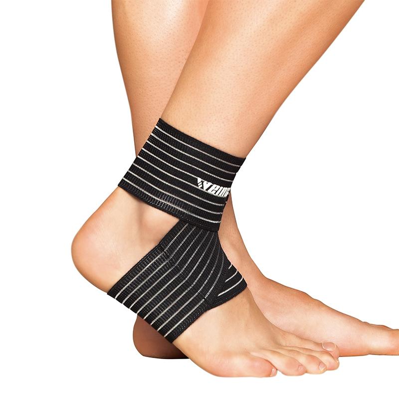 [해외]전문적인 고탄력 스포츠 안전성 통기성 맨발 붕대는 무료 운송을 지원합니다./Professional high elastic sports safety breathable bare foot bandage supports free transportation