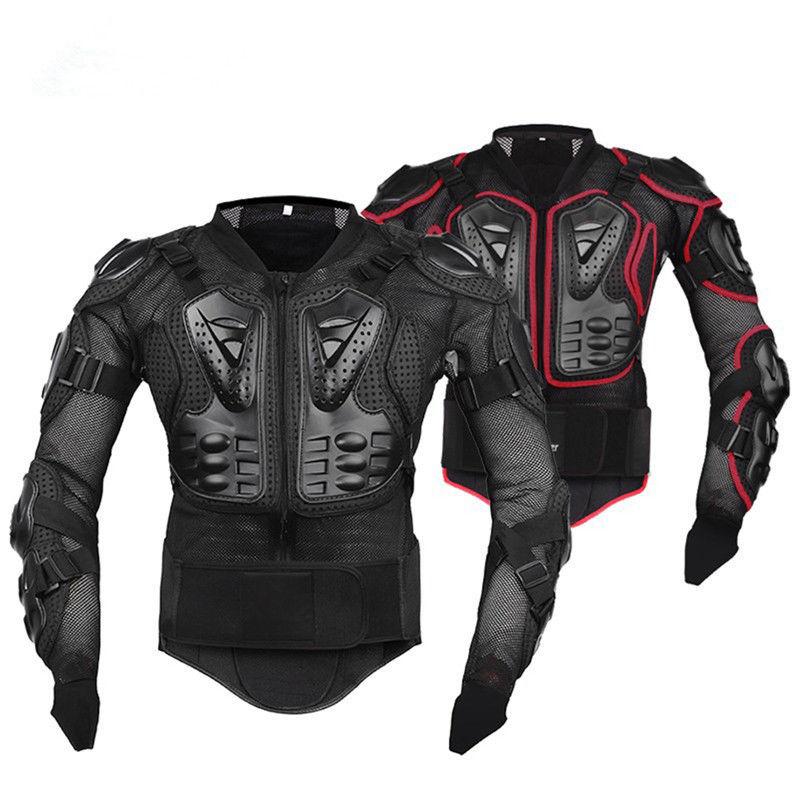 [해외]남자 & 오토바이 모토 크로스 오프로드 레이싱 자켓 가드 오토바이 오토바이 라이딩 아머 바디 스포츠 보호 장비 Accessorie/Men&s Motorcycle Motocross Off-Road Racing Jacket Guard Motorbike Mot