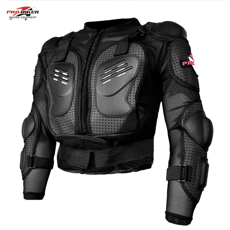 [해외]Mens Off Road Motocross 오토바이 레이싱 자켓 전신 갑옷 가드 척추 가슴 뼈 MX Enduro Motorbike Protective Gear Clothing/Mens Off Road Motocross Motorcycle Racing Jacket