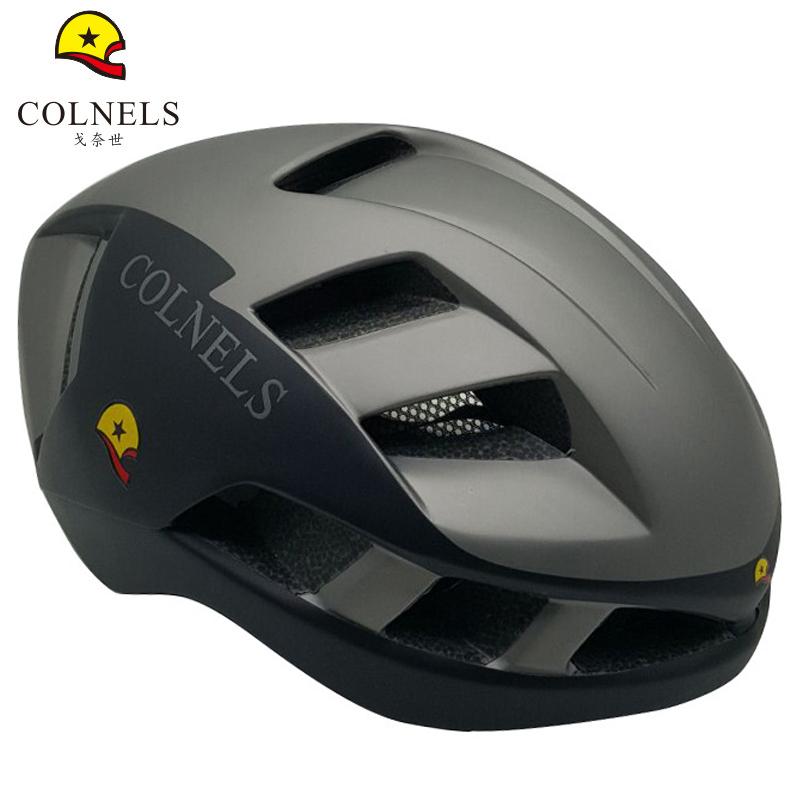 [해외]7 가지 패턴 사이클링 헬멧 등반 헬멧 일체 성형 LTE 테일 램프 롤러 스케이트 빠른 모토 자전거 타기 스포츠 안전/7 Patterns Cycling Helmet Climbing Helmet Integrally-moldedLTE Tail Lamp Roller-