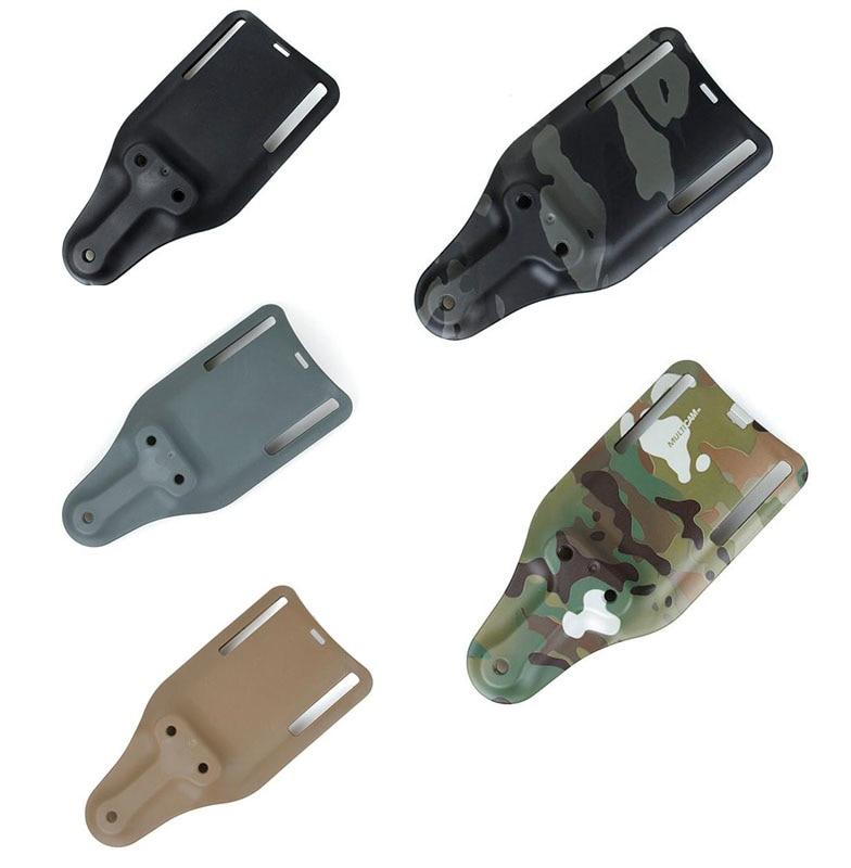 [해외]전술 Airsoft 벨트 홀스터 드롭 어댑터 Safariland SOG 클립 마운트 TMC2549/Tactical Airsoft Belt Holster Drop Adapter Safariland SOG Clip Mount TMC2549