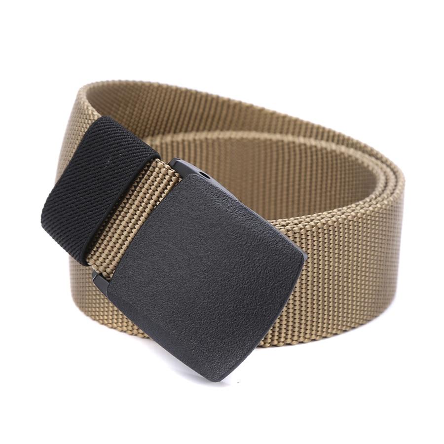 [해외]남자 & 야영 야외 스포츠 캠핑 밀리터리 군대 전술 벨트 남성 나일론 캔버스 허리띠 허리 지원/Men&s Outdoor Sports Camping Military Army Tactical Belt Male Nylon Canvas Waistband Wais