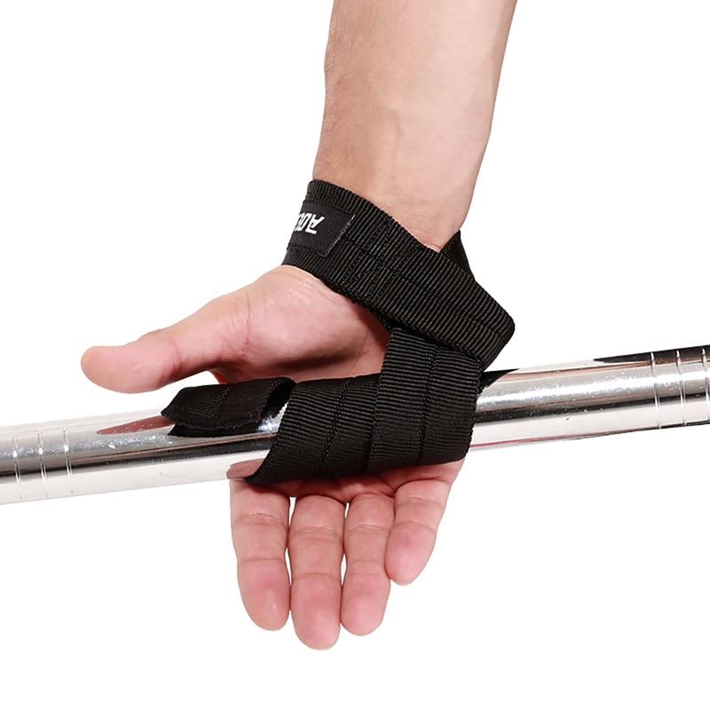 [해외]무게 리프팅 핸드 랩 바디 빌딩 그립 중량 들어 올리는 손목 손목 벨트 지원 스트랩 받침대/Weight Lifting handwraps Body Building Grip Weight Lifting Hand Wrist belt Support Strap Brace