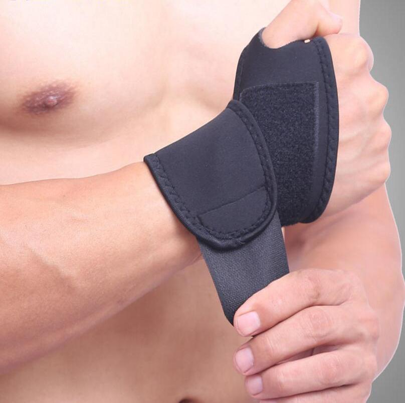 [해외]남자 Elastic 자유롭게 농구 골프 체육관 스포츠 손목 받침대 안정 손목 지원 CYJA-208에 대 한 Enwind 압축 팔찌 조정/Men Elastic Freely Adjust Enwind Compression Wristbands For Basketball