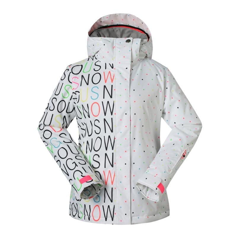 [해외]2018 Gsou 눈 야외 스키 의류 공기 방수 통풍 방수 windproof 스키 의류 여성을위한/2018 Gsou snow outdoor skiing clothes air proof breathable waterproof windproof skiing clot