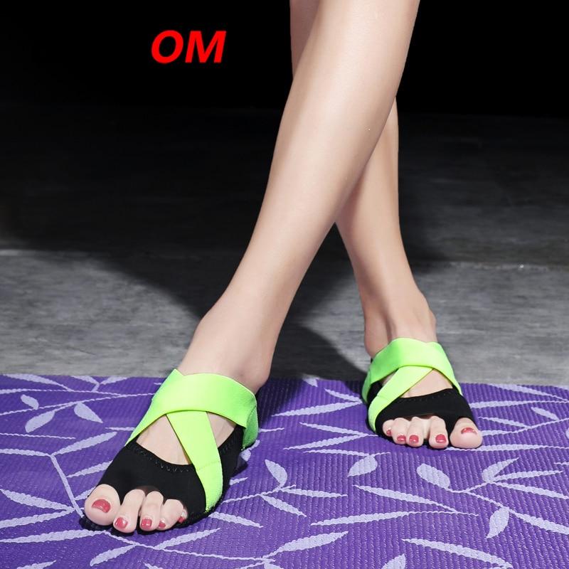 [해외]2019 새로운 여성 요가 양말 스트레치 신발 성인 오픈 발가락 신발 피트 니스 스포츠 트레이너 신발 여성 유연한 패브릭 스 니 커 즈/2019 새로운 여성 요가 양말 스트레치 신발 성인 오픈 발가락 신발 피트 니스 스포츠 트레이너 신발 여성