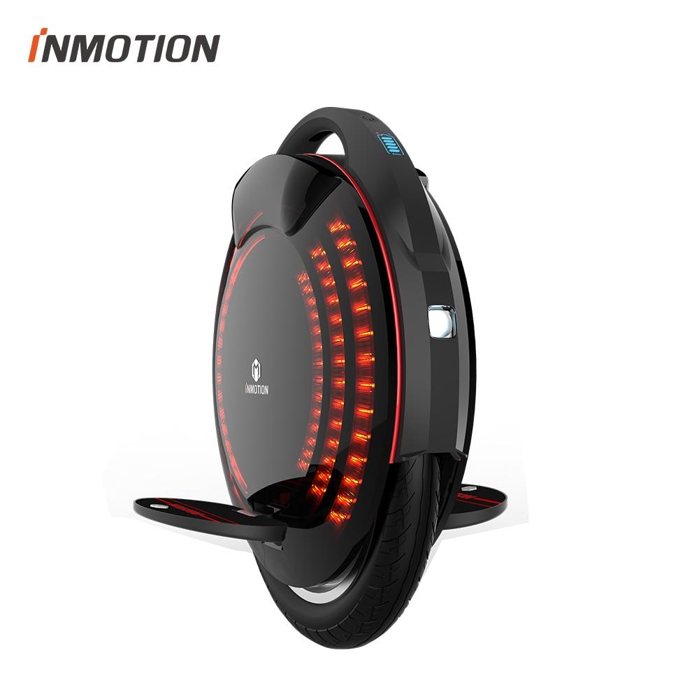 [해외]INMOTION V8 Electric Unicycle APP 지원 스마트 30km / h 균형 One Wheel 스쿠터/INMOTION V8 Electric Unicycle APP Supported Smart 30km/h Balance One Wheel Scoo