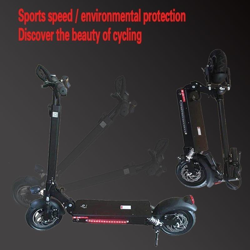 [해외]10 인치 단일 드라이브 전기 자전거 미니 접는 스케이트 보드 자전거 성인 여행 스쿠터/10 인치 단일 드라이브 전기 자전거 미니 접는 스케이트 보드 자전거 성인 여행 스쿠터