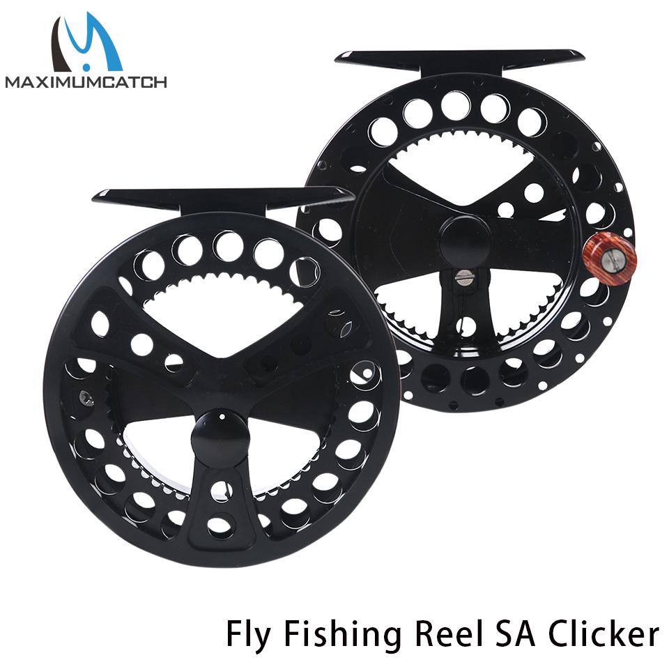 [해외]Maximumcatch 2-4WT SAGE Clicker Fly Fishing Reel Machine Cut Aluminum Fly Reel/Maximumcatch 2-4WT SAGE Clicker Fly Fishing Reel Machine Cut Alumin
