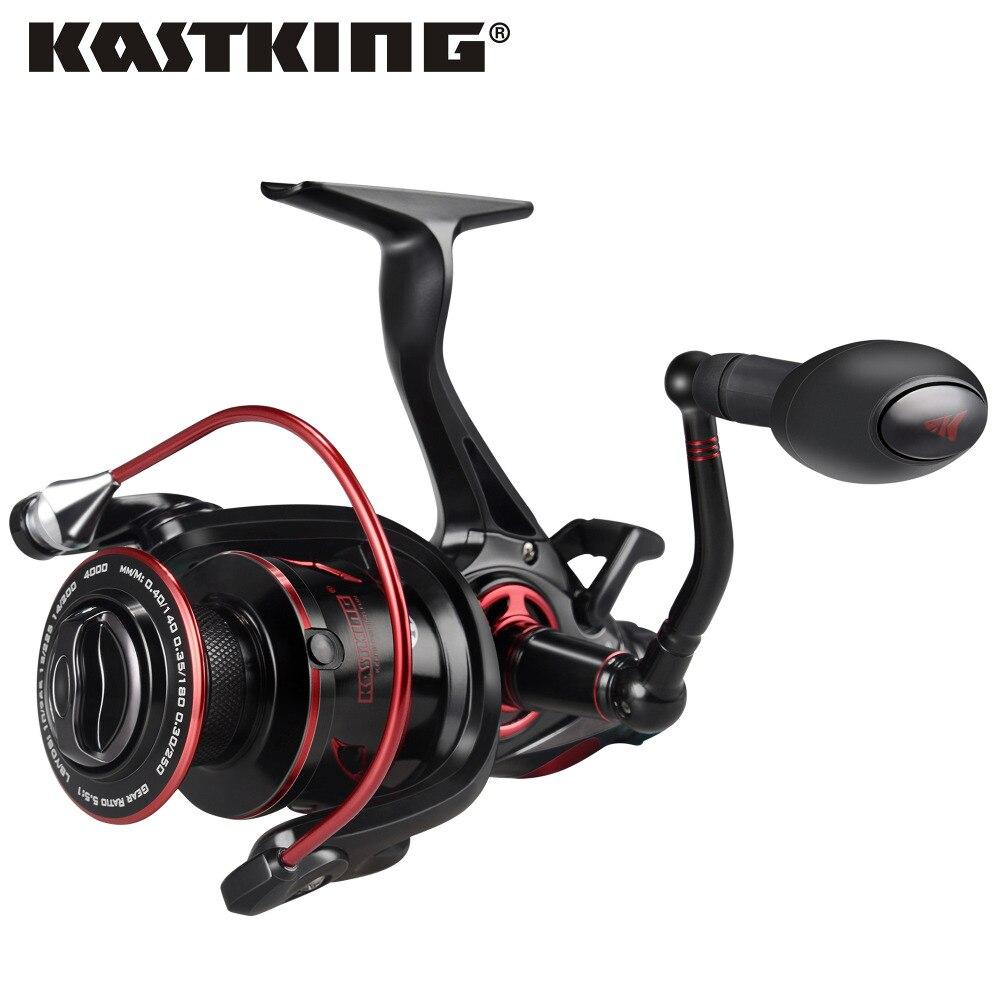 [해외]KastKing 2017 Baitfeeder III 11BBs Faster Speed 5.1:1/5.5:1 Fishing Reel For Freshwater 12KG Max Drag Spinning Reel/KastKing 2017 Baitfeeder III 1