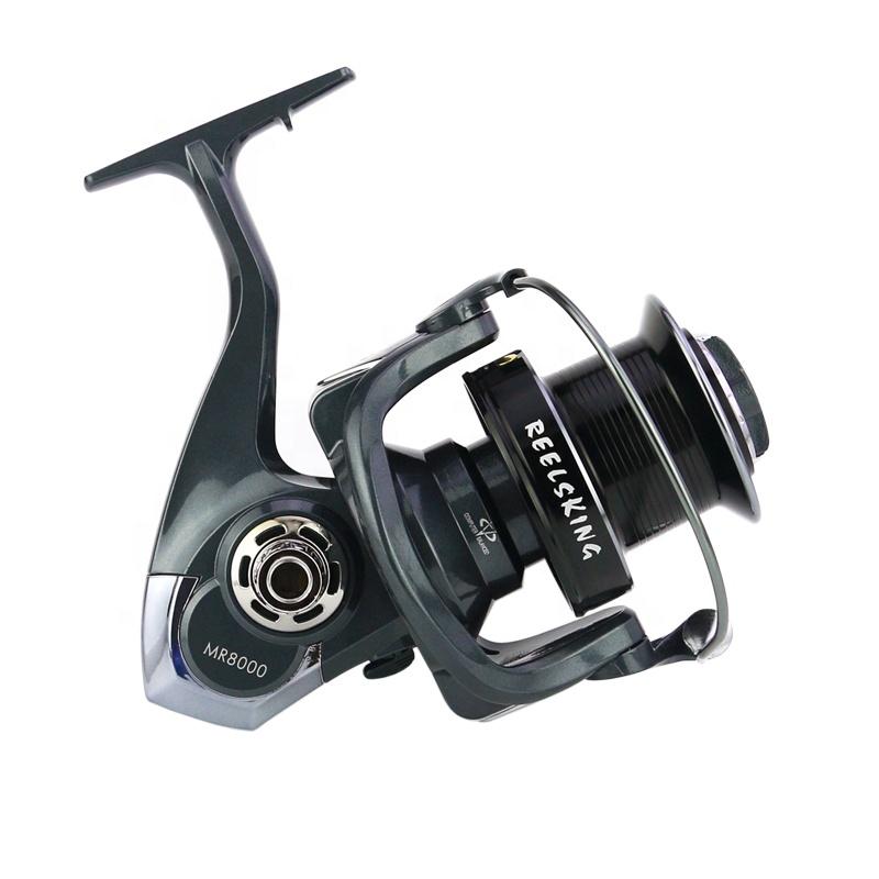[해외]Yumoshi Best Price MR Series 13+1BB Fishing Spinning Reel Saltwater Pesca Long Casting Wheel/Yumoshi Best Price MR Series 13+1BB Fishing Spinning