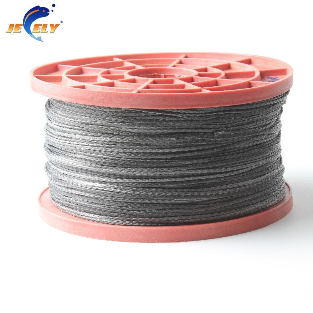 [해외]10M/piece 350LB Flat version uhmwpe fiber BRAID SPEARFISHING GUN REEL LINE 1.2MM 4 weave rope     /10M/piece 350LB Flat version uhmwpe fiber BRAID