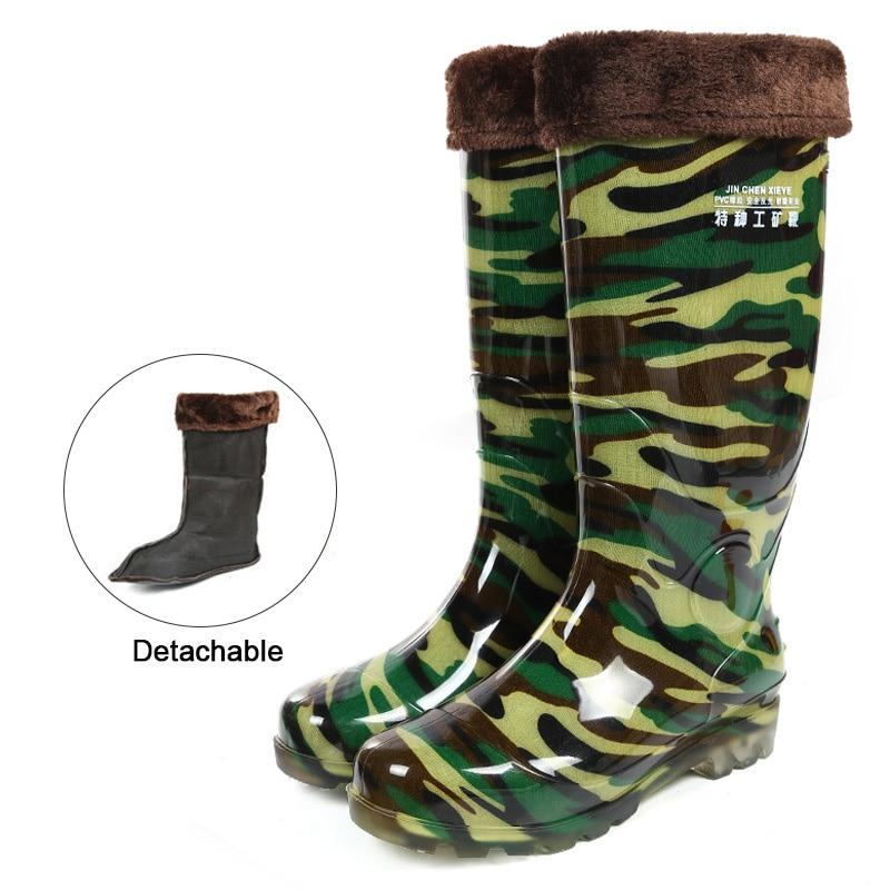 [해외]야외 낚시 방수 부팅 낚시 방수 낚시 신발 따뜻한 낚시 부츠를 유지 통풍 40-44 플러스 벨벳 따뜻하게 유지/야외 낚시 방수 부팅 낚시 방수 낚시 신발 따뜻한 낚시 부츠를 유지 통풍 40-44 플러스 벨벳 따뜻하게 유지