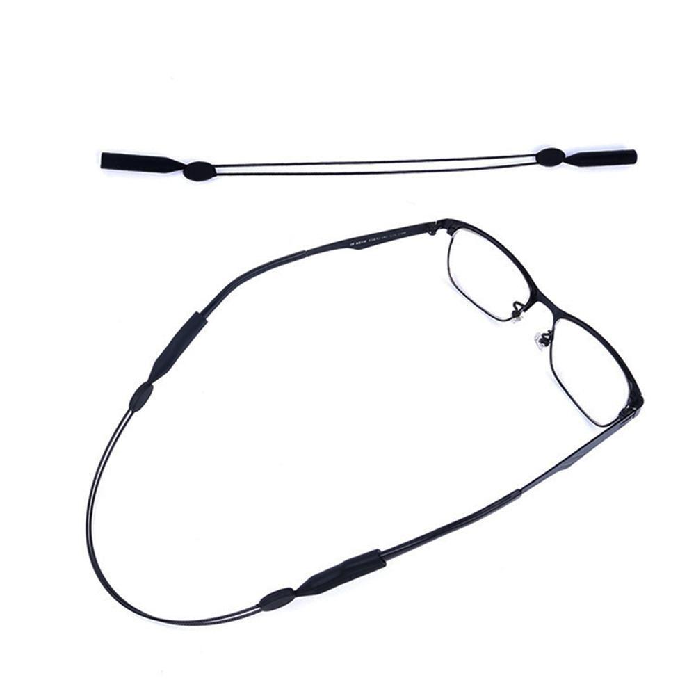 [해외] Sunglasses Glasses Cable Eyewear Rope Retention System Anti-dropping Anti-slip Ropes Fixing Band Rope 27cm Length / Sunglasses Glasses Cable Eyew