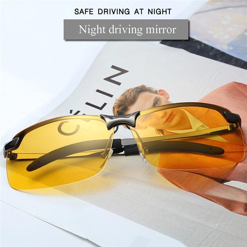 [해외]2019 TAC HD Aluminium Polarized Sunglasses Men Driving Fishing Sports Outdoor EyewearBox/2019 TAC HD Aluminium Polarized Sunglasses Men Driving Fi