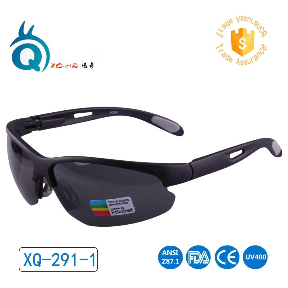 [해외]Free shipping  Polarized lens famous brand designer  Sport eyewear Matte Black frame color fishing polarized glasses/Free shipping  Polarized lens