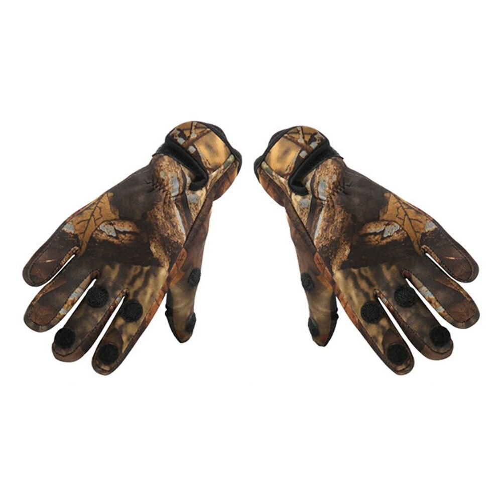 [해외]Anti-skid Fishing Gloves Seasons Fishing Mitts Wear Resistant Fishing Gloves Hunting Cycling Working Training Gloves Pesca/Anti-skid Fishing Glove