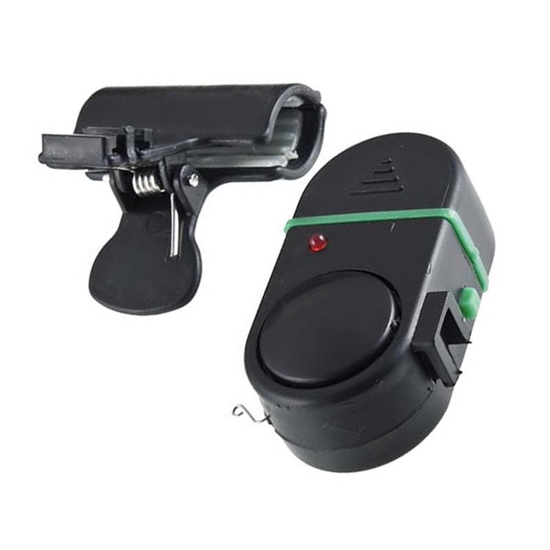 [해외]Waterproof Fishing Alarm Fishing Rod Electronic Sound Light Alarm Bell Shipping Free New Cheap Dropshipping 0403/Waterproof Fishing Alarm Fishing