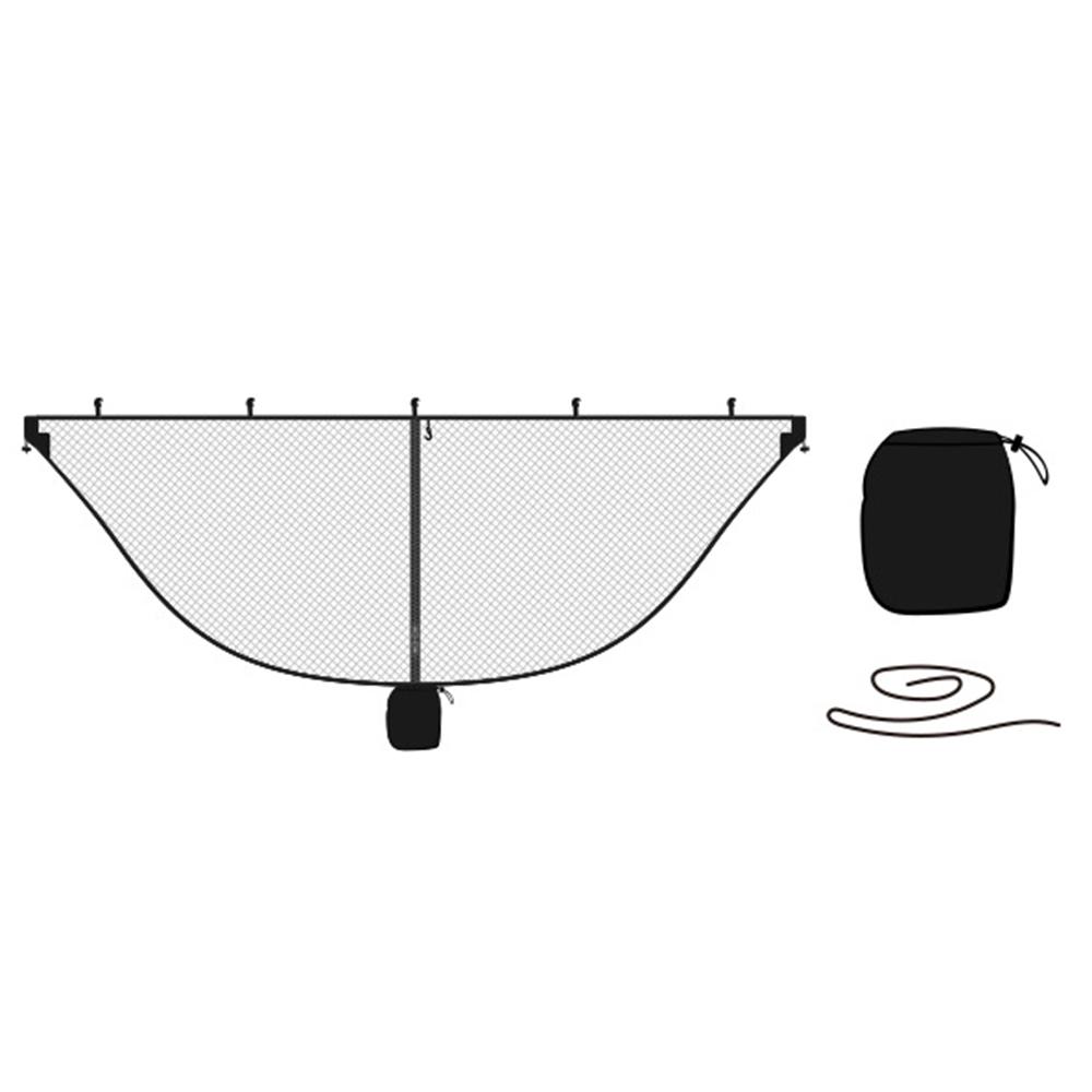 [해외]Ultralight Hammock Mosquito Net Outdoor Camping Travel Breathable Anti-Mosquito Mesh Tent Net Furniture Hammock ping/Ultralight Hammock Mosquito N
