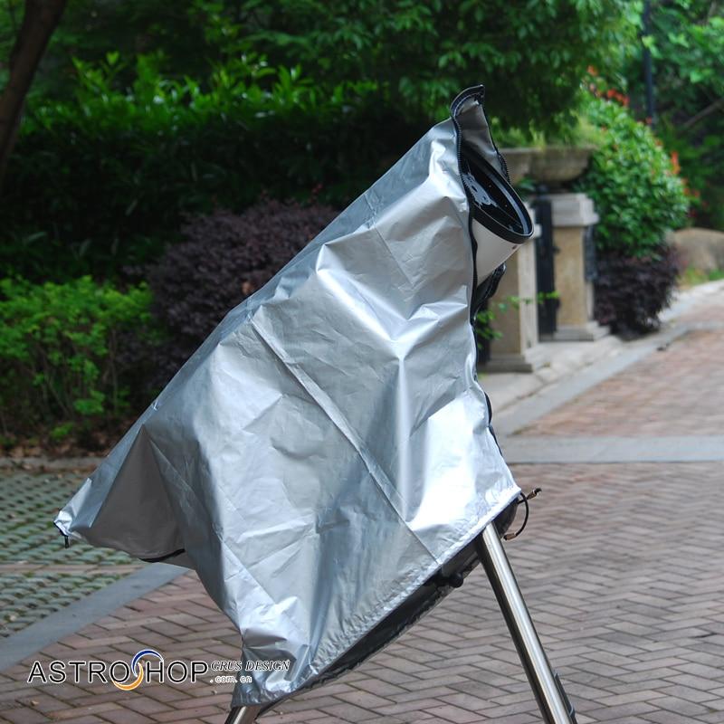 [해외]천문 망원경 먼지 커버 망원경 야외 태양 보호 방지 이슬 빛 손상 이클립스 관찰 후드/천문 망원경 먼지 커버 망원경 야외 태양 보호 방지 이슬 빛 손상 이클립스 관찰 후드