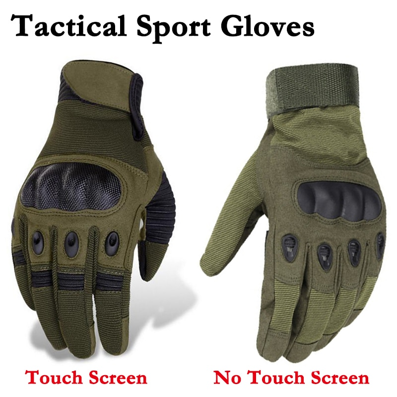 [해외]전술 장갑 육군 밀리터리 슈팅 전투 장갑 야외 사냥 하이킹 사이클링 스포츠 장갑 전체 손가락 남자 장갑/Tactical Gloves Army Military Shooting Combat Gloves Outdoor Hunting Hiking Cycling Spor