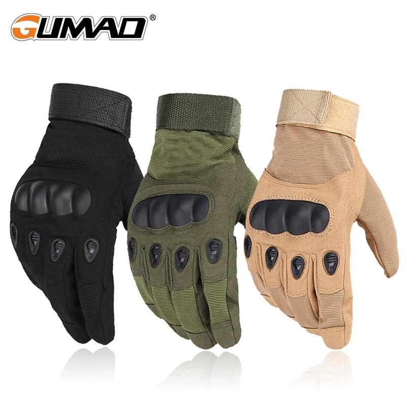 [해외]야외 터치 스크린 밀리터리 전술 장갑 전투 하드 너클 스포츠 하이킹 사냥 오토바이 자전거 타기 장갑 등산/Outdoor Touch Screen Military Tactical Gloves Combat Hard Knuckle Sport Hiking Hunting