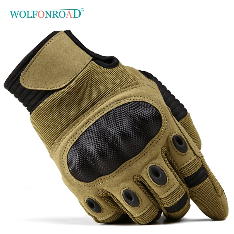 [해외]WOLFONROAD 야외 하이킹 장갑 밀리터리 전술 육군 남자 장갑 안티 - 스키 전체 손가락 페인트 볼 장갑 터치 스크린 장갑/WOLFONROAD Outdoor Hiking Gloves Military Tactical  Army Men Gloves Anti-s