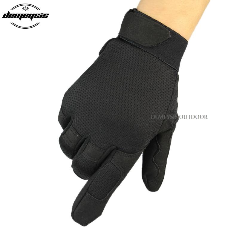 [해외]밀리터리 전술 장갑 전투 전체 손가락 장갑 오토바이 장갑 보호 캠핑 하이킹 사이클링 스포츠 장갑을 등반/Military Tactical Gloves Combat Full Finger Gloves  Motorcycle Gloves Protective Camping