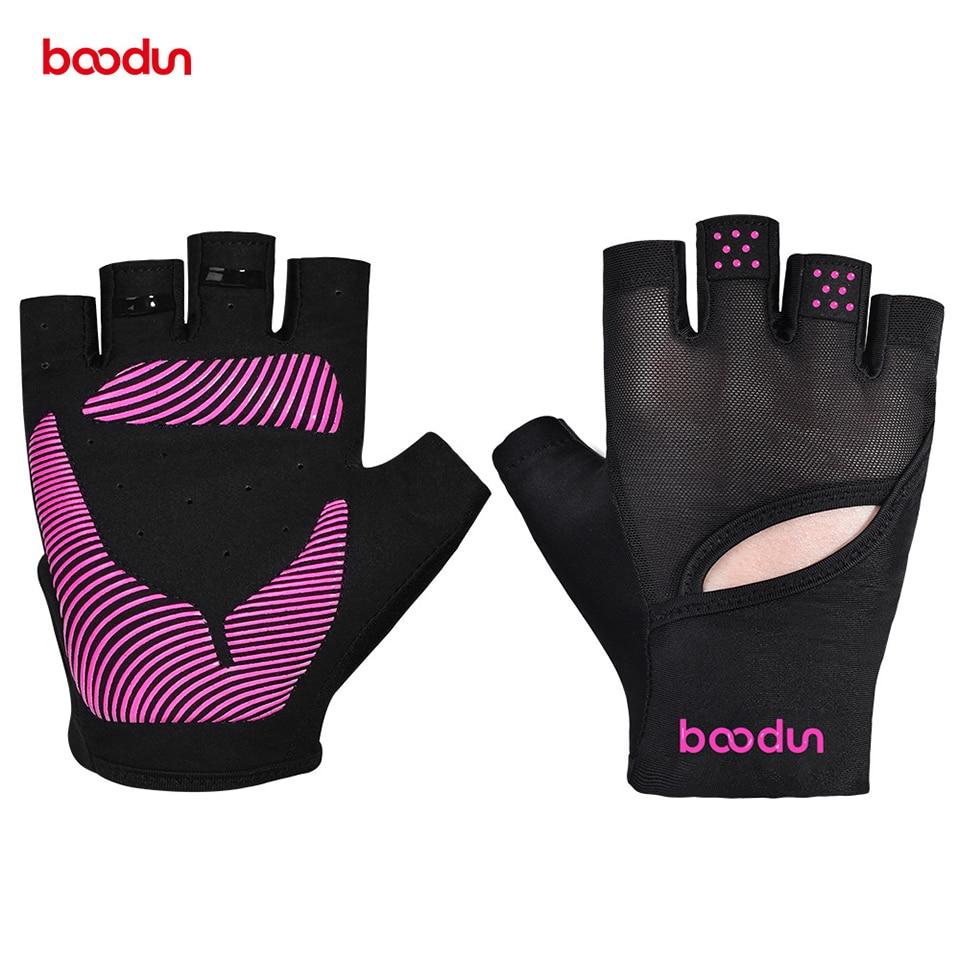 [해외]Boodun Gym Gloves Sports Exercise Weight Lifting Gloves Breathable Anti-Slip Body Building Training Fitness Workout Gloves/Boodun Gym Gloves Sport