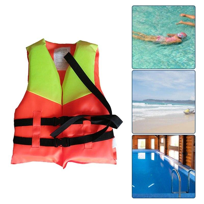 [해외]수상 스포츠 프로 라이프 생존 어린이 유니버셜 폴리 에스터 폼 부양 보트 수영 스키 세이프티 2018 신규/Water Sport Professional Life Survival Child Universal Polyester Foam Flotation Swimmi