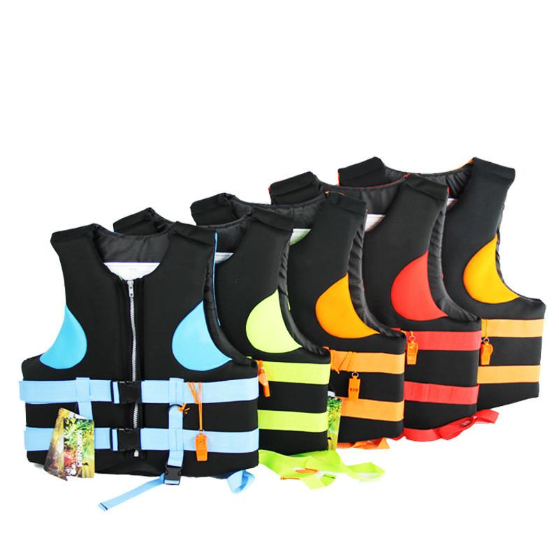 [해외]뜨개질 망토 부력 코트는 UniSize S-XXL를 위해 서핑 조끼 비 생활 구명 조끼를 표류하는 표류하는 수영복/Buoyant Cloak  Buoyancy Coat Drifting Thickening Swimsuit Surfing Vest Non Life Ja