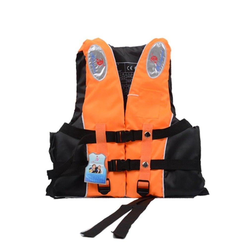 [해외]전문 남성 여성 구명 조끼 수영복 폴리 에스터 구명 조끼 콜레트 수상 스포츠 수영 표류 서핑 구명 조끼/Professional Men Women Life Jacket Swimwear Polyester Life Vest Colete Water Sports Swim