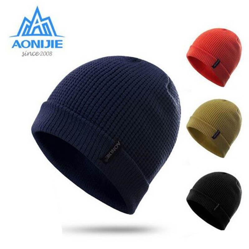 [해외]Aonijie 남성용 모자 보닛 겨울용 비니 니트 모자 플러스 벨벳 모자 굵은 스키 스포츠 스노 보드 캡 남성 여성/Aonijie Men`s Hat Bonnet Winter Beanie Knitted Hat Plus Velvet Cap Thicker Skis S