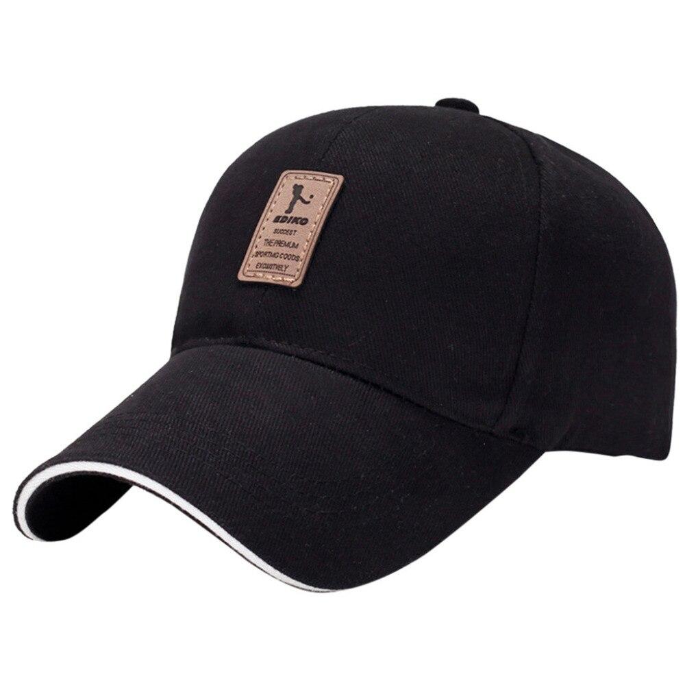 [해외]/7 Colors UniMen Women Black Baseball Cap Snapback Hat Hip-Hop Adjustable Bboy Caps Cycling Riding Camping 4D26