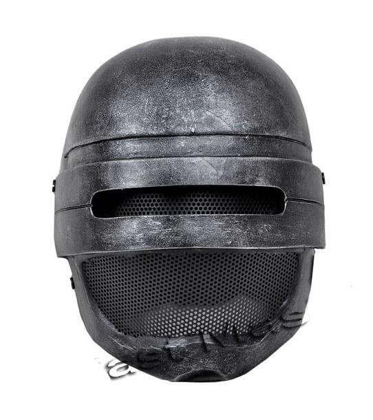 [해외]페인트 볼 airsoft 와이어 메쉬 공격 robocop 전체 얼굴 마스크 wargame 기어 헬멧/페인트 볼 airsoft 와이어 메쉬 공격 robocop 전체 얼굴 마스크 wargame 기어 헬멧