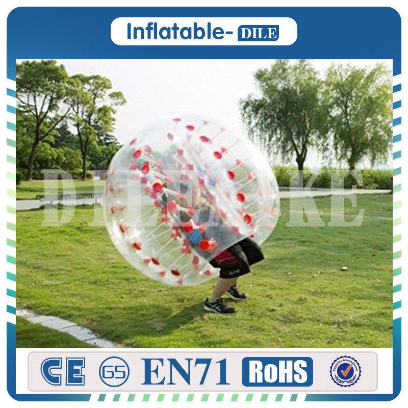 [해외]풍선 범퍼 볼 5FT (1.5 m) 거품 축구 볼 0.8 mm 성인과 어린이를환경 친화적 인 PVC Zorb 공/Inflatable Bumper Ball 5FT(1.5m) Bubble Soccer Ball 0.8mm Eco-Friendly PVC Zorb Bal
