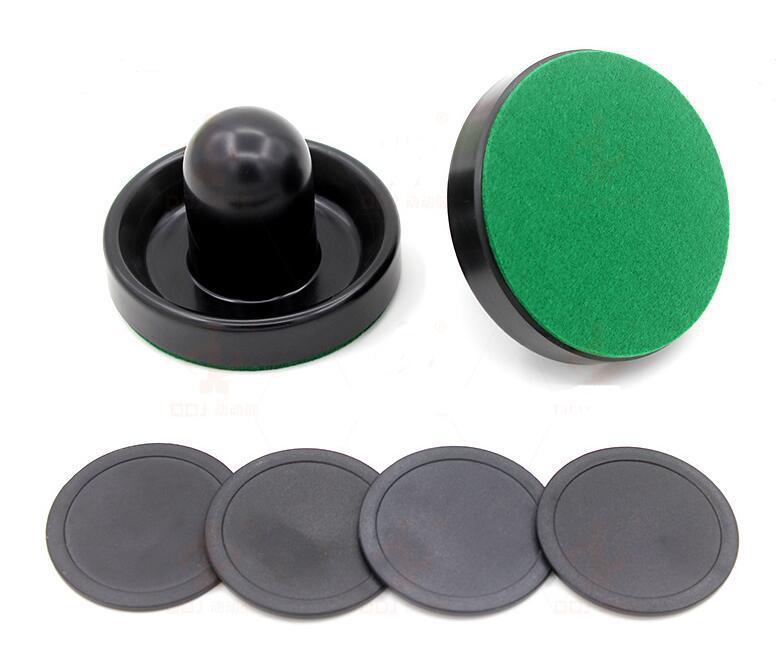 [해외]Mounchain 96mm 실내 에어 하키 테이블 펠트 푸셔 세트 하키 퍽 액세서리/Mounchain 96mm 실내 에어 하키 테이블 펠트 푸셔 세트 하키 퍽 액세서리