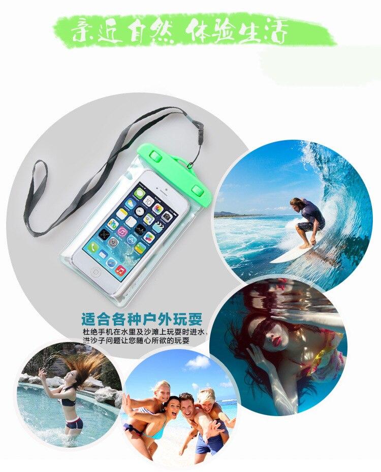 [해외]도매 에코-친화적 인 pvc 투명 서핑 가방 방수 핸드폰 가방 수영 표류 스토리지 가방/도매 에코-친화적 인 pvc 투명 서핑 가방 방수 핸드폰 가방 수영 표류 스토리지 가방