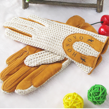 무료 배달 돼지 가죽 장갑에게 승마 용품 saddleries를 타고, 통기성 승마 장갑 니트/free delivery Pigskin knitted breathable riding gloves , riding gloves equestrian supplies sad